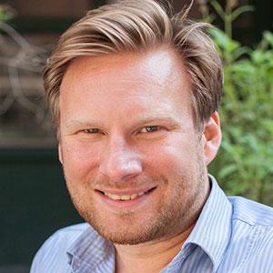 Christian Broendum, CEO, planday