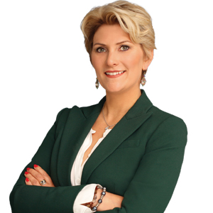 Irina Hagen, Founder and CEO, MenschWert  Consulting GmbH
