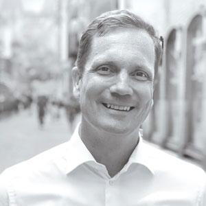 Mats Röjdmark, CEO, Universum