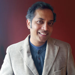 Srikant Chellappa, Co-Founder Jay Shankar, Founder, Engagedly