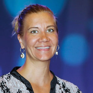 Riina Hellström, Director, Digital and Agile Organizational Development, Peoplegeeks
