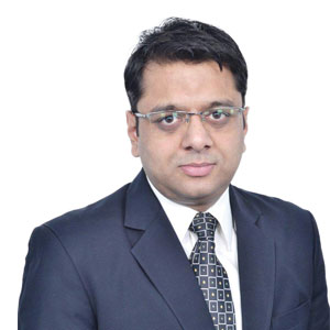 Manish Gupta, Co-Founder & CEO, G-Cube