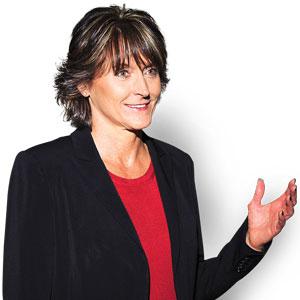 Pamela Glick, CEO, SyncHR