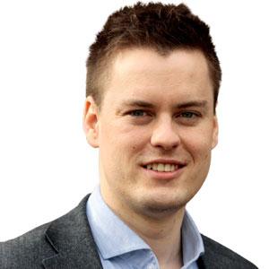 Sindre Haaland, CEO, SalesScreen