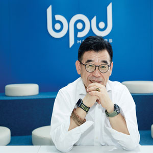 SangGyoon Oh, CEO, BPU Holdings