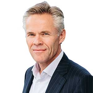 Hans-Petter Mellerud, CEO, Zalaris