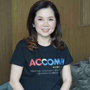 Atchara Juicharern, CEO, AcComm Group