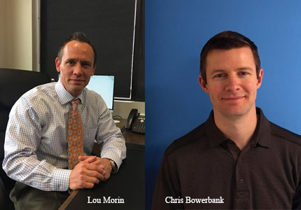 Lou Morin, CEO and Chris Bowerbank, VP Business Development, Magellan HCM