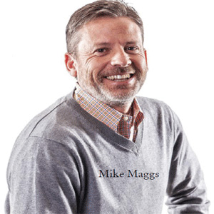 Mike Maggs, Co-founder & President, sentric