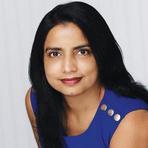 Reena Gupta, CEO, TargetRecruit