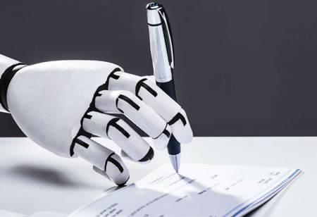 How Advanced AI Facilitates Payroll Management