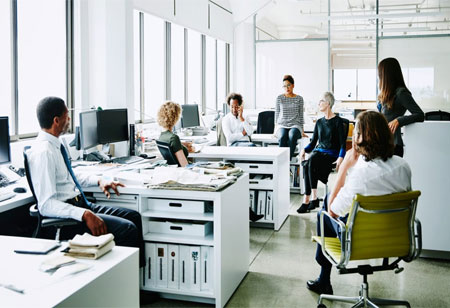 What is the Correct Way of Putting Technologies into Use for Workplace?