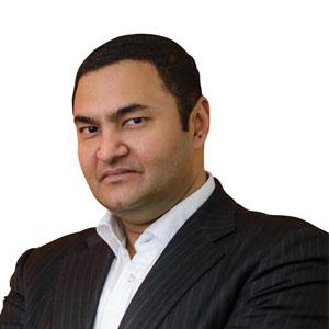 Manish Goel, CEO & Co-Founder