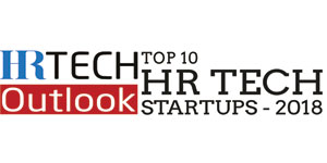 Top 10 HR Tech Startups - 2018