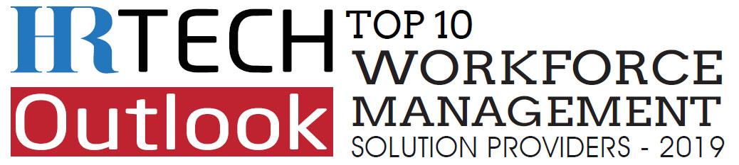 Top 10 Workforce Management Solution Companies - 2019
