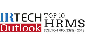Top 10 HRMS Solution Providers - 2018