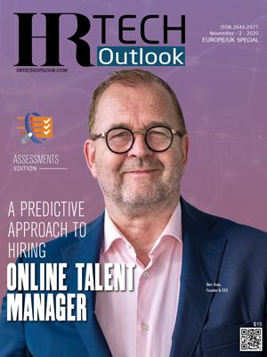 Online Talent Manager: A Predictive Approach to Hiring