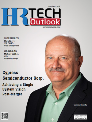 Cypress Semiconductor Corp.:  Achieving a Single System Vision Post-Merger