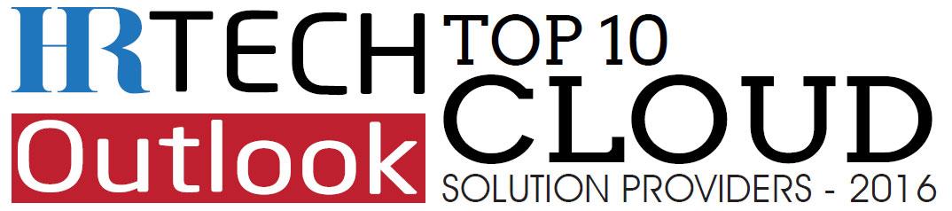 Top 10 HR Cloud Solution Companies 2016
