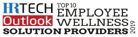 Top 10 Employee Wellness Solution Companies - 2019